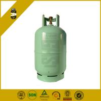 Wholesale 35.7L Home BBQ Gas Cylinders / 18 Bar Large Refillable Gas Cylinder from china suppliers