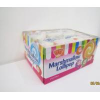 Wholesale Pink Blue White Marshmallow Candy , 11g Colored Marshmallow Lollies With Sweet Llavor from china suppliers