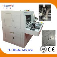 Wholesale FR1 FR4 MCPCB 0.5-3.5mm PCB Router Machine With KAVO Spindle 60000RPM from china suppliers