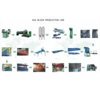 Wholesale AAC Autoclaved Aerated Concrete Block Machine For Tailing Sand Block from china suppliers
