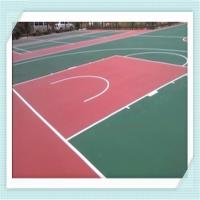 Buy cheap Colorful PP Sports Flooring for Tennis Courts from wholesalers