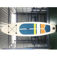 Wholesale Two Layers Soft Stand Up Paddle Board , Inflatable Board Paddle With Drop Stitch Material from china suppliers