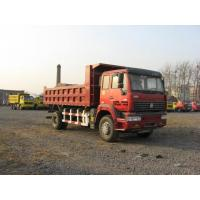 Wholesale Heavy Dump Truck Tractor Trailer Truck Box (L/W/H) 4800×2300×1300 from china suppliers