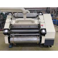Wholesale SF-280 Corrugated Paperboard Single Facer Machine Adopts Vacuum Suction Structure from china suppliers