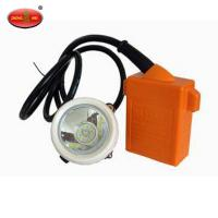 Buy cheap explosion proof LED mining cap lamp from wholesalers