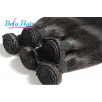 Wholesale Natural Black / Blonde Spiral Curl Cambodian Hair Bundles 14-16 Inch Hair Extensions from china suppliers