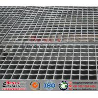 Quality Manufacturing Tolerance of HESLY Steel Gratings for sale