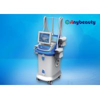 Wholesale Four Handles Fat Freezing Machine With Vacuum , Cryolipolysis Body Slimming Machine from china suppliers