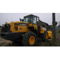 Wholesale Japan Made Used KOMATSU WA320-5 4Ton Wheel Loader For Sale from china suppliers