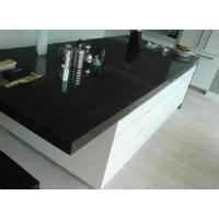 Buy cheap 25mm Eased Edge Artificial Granite Solid Surface artificial marble kitchen countertop from wholesalers