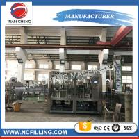Wholesale Automatic Small Pet Glass Bottle Carbonated Drinks Filling Machine for Mineral Water / Hot Juice from china suppliers