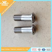 Wholesale Half Thread Gr5 M6 Allen Head Titanium Bolts For Motorcycle from china suppliers
