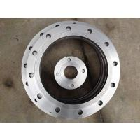 Wholesale Supply Class150 PN25 DN80 ANSI B16.5 Titanium Forged Flange from china suppliers