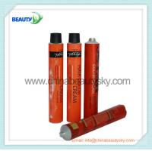 Tubos de embalaje de aluminio plegables para la crema - Tubo de aluminio ...