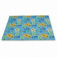 China High Chair Mat and Playmat, Ideal for Playtime, Bathtime, Picnics and Trips to the Beach on sale