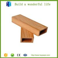 China 2018 new design artificial wood plastic hollow solid outdoor wpc floor on sale