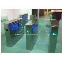 Wholesale Anti-Collision And Anti-Rushing Flap Barrier Gate  Used In Subway Bus Stration from china suppliers