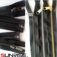 Wholesale zhejiang high quality 3#,5#.8#.10#zipper manufacture for garment accessory for bags from china suppliers
