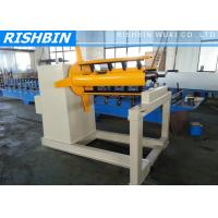 Quality 0.8 mm Thickness Structural Steel Cold Roll Forming Machine with Hydraulic Shear for sale