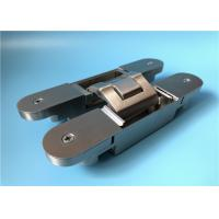 High Strength Adjustable Concealed Hinges For Wooden Doors Swing Doors for sale
