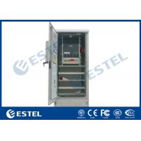 Wholesale Temperature Control Outdoor Telecom Cabinet  IP55 Ingress Protection With Generator Socket from china suppliers