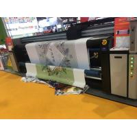 Wholesale Three Print Head Digital Large Format Textile Printer Inkjet Sublimation Printing from china suppliers