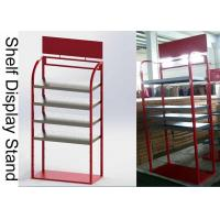 Wholesale 4 Tier Adjustable Wire Shelving , Metal Adjustable Storage Rack Shelf from china suppliers
