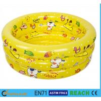 Wholesale Splendid Printed Inflatable Swimming Pool 0.2mm Thickness Material Swim Center Tube from china suppliers