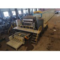 China Automatic Egg Tray Machine 5000pcs / Hr Egg Tray Paper Pulp Molding Machine with dryer on sale