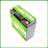 China Wholesale high quality  Lithium battery  12v 20ah batteries electric scooter on sale