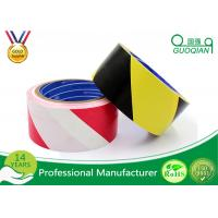 Wholesale Underground Cable Electrical Warning Tape Red And White Striped , Safety Detectable from china suppliers