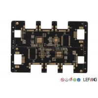 Wholesale Multilayer Black PCB Circuit Board Automotive Electronic PCB Assembly UL Approved from china suppliers