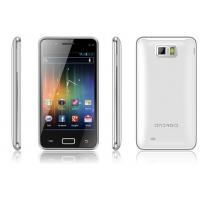 Quality Dual Sim Dual Standby, 4 Inch Android 2.3 Touchpad Mobile Phones with WIFI, TV, JAVA, GPRS for sale