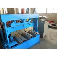 Wholesale 1219 mm Width Metal Floor Deck Roll Forming Machine from china suppliers