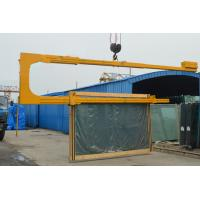 Buy cheap Safety Loading & Unloading U Shaped Glass Crane 3660mm Max Seaming Size from wholesalers