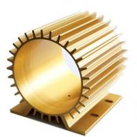 Wholesale Oxidation Aluminum Heatsink Extrusion Profiles With CNC Machining from china suppliers