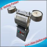 Small Capacity Electric Induction Jewelry Heat Treatment Melting Furnace 110V for sale