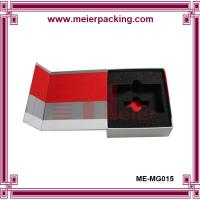 Wholesale Custom printed paper box with EVA insert, magnetic closure photo album box ME-MG015 from china suppliers