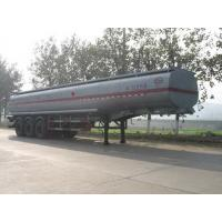 Chu wins 12.9 m 30.6 t 3-axis chemical liquid transport semi-trailer CSC9402GHY for sale