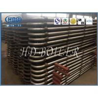 China Customized Nickel Base Superheater And Reheater Heat Exchange Part With Shield for sale