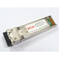 Wholesale Alcatel 10G SFP+ Transceiver , 6com Optical Transceivers from china suppliers