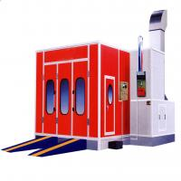 China Auto Spray Car Paint Booth (SSB91) on sale