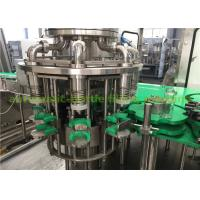 Buy cheap Small Glass Bottle Juice Filling And Packing Machine For Hot Liquid 380V from wholesalers
