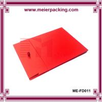 Wholesale Paper Foldable Underwear Box with Magnetic Closure (Paper Box with Ribbon) ME-FD011 from china suppliers