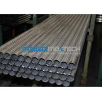 Wholesale ASTM A789 / SA789 Stainless Steel Welded Tube In Fuild Industry from china suppliers
