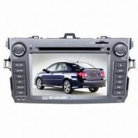 Wholesale Special Car DVD Player for Toyota Corolla with GPS/IPOD/Bluetooth, High Definition Screen 2008-2011 from china suppliers
