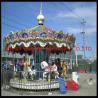 Beautiful & Musical amusement park carousel horses for sale for sale