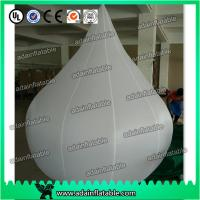 Wholesale 2m Customized Event Inflatable Balloon White Waterdrop from china suppliers
