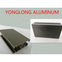 Wholesale 6061 / 6063 T3 - T8 Anodized Aluminum Profiles , Aluminum Window Screen Frame from china suppliers