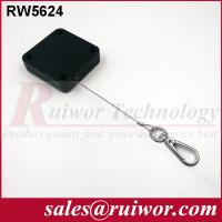 Wholesale Square Multi Purpose Security Pull Box , Hook End Ipad Security Tether from china suppliers